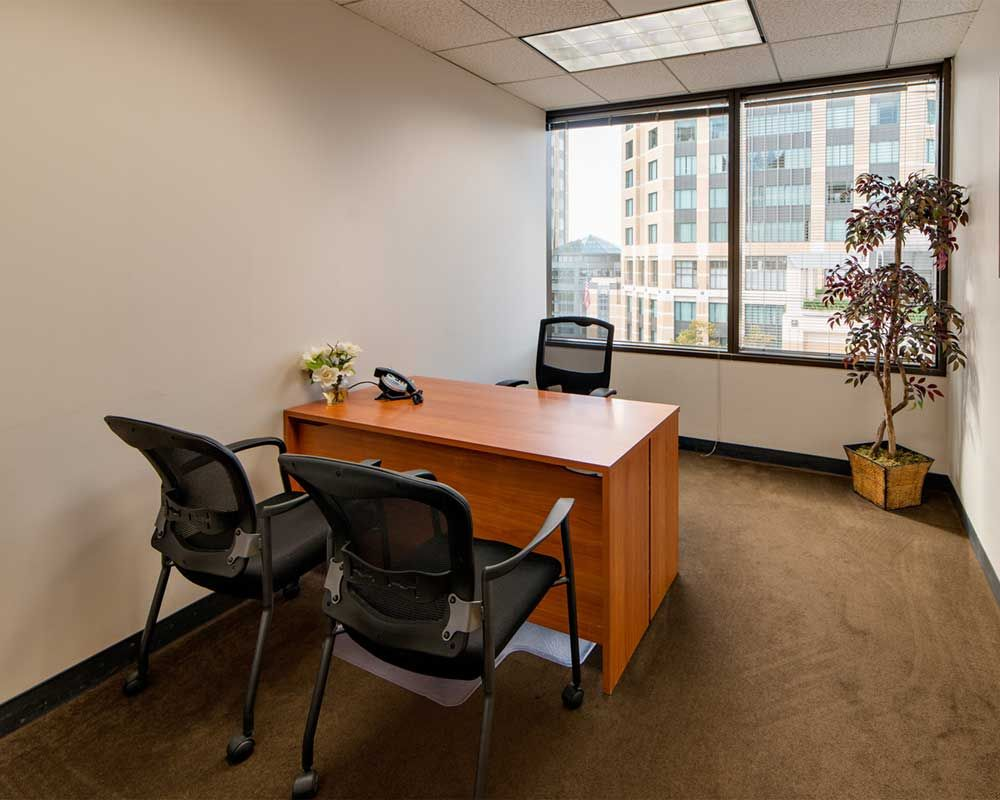 Virtual Office Space Online